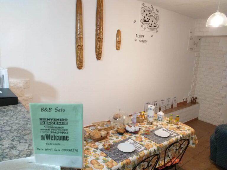 Selu bed and breakfast Ogliastra